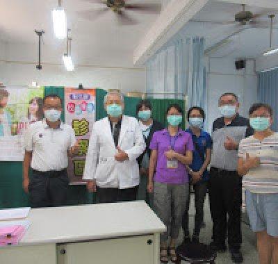 1090922 國二女子宮頸疫苗接種